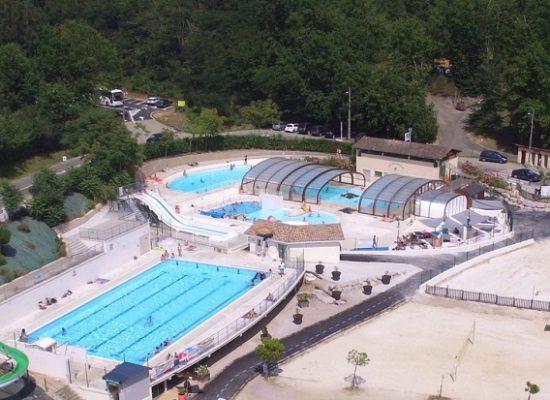 Les 4 piscines